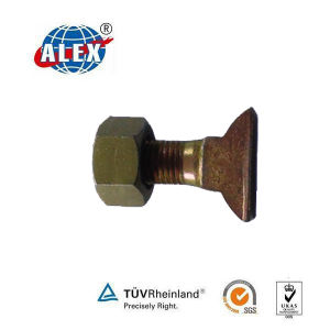 Rail Bolt with Nut and Washer pictures & photos