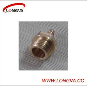 High Quality Brass Pipe Fitting with Hose Coupling pictures & photos