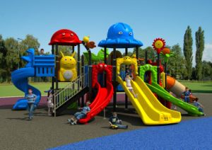 Outdoor Playground Children Slide Park Amusement pictures & photos