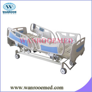 Long Siderails Electric Nursing Bed pictures & photos