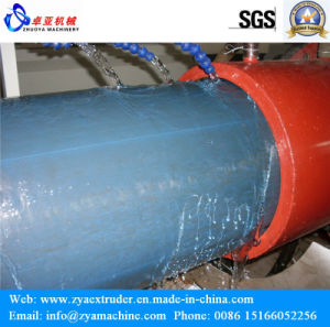 HDPE Large Diameter Thermal Insulation Pipe Production Line pictures & photos