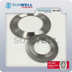 Integral Outer Ring Kammprofile Gasket pictures & photos