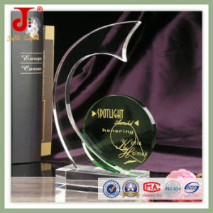 Blank Glass Crystal Awards Plaque (JD-CT-421) pictures & photos
