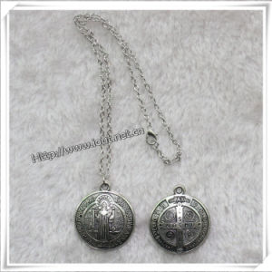 Religious Metal Chain Necklace (IO-an083) pictures & photos