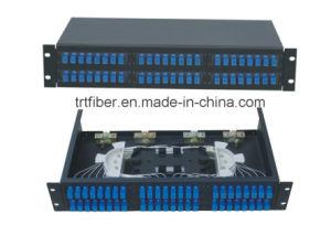 2 U 12 Port Sc Fiber Optic Terminal Box pictures & photos