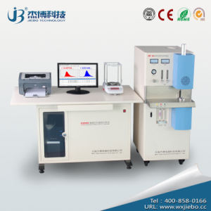 High Quality Carbon Sulfur Analyzer One-Top Service for Metal Analysis Manufacturer pictures & photos