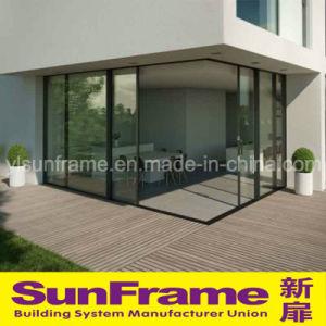 Aluminium Profile for Luxury Aluminium Sliding Door for Balcony pictures & photos