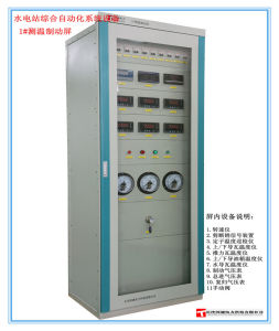 China Temperature Controlled Cabinet Dust Proof Control Cabinet ...