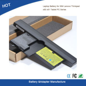 Laptop Battery/Battery Charger for IBM Lenovo Thinkpad X60/X60s/X61/X61s pictures & photos