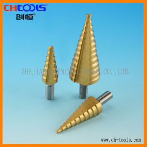 High Quality Step Drill From Chtools pictures & photos