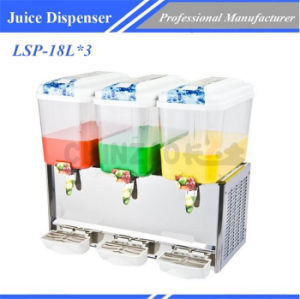 Automatic Drink Dispenser Commercial Catering Equipment Lsp-18L*3 pictures & photos