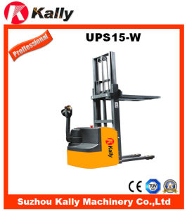 Walkie Electric Stacker (UPS15-W)