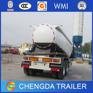 Tri Axle 45 Cbm 55 Ton Bulk Cement Semi Trailer pictures & photos