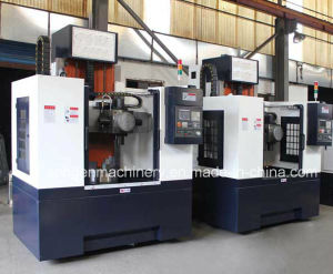 Swing Over Column 800mm CNC Vertical Lathe pictures & photos