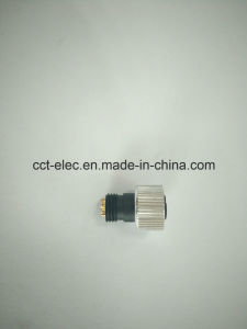 M12 8p F Connector pictures & photos