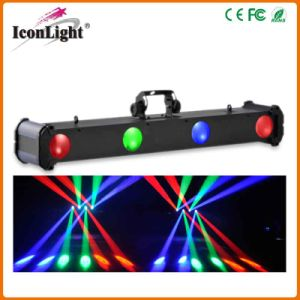 High Power 36PCS*1W RGBW 4 Head Laser Bar Light (ICON-A038C) pictures & photos