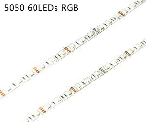 High Performance DC12V 24V UL Listed 30LEDs/M SMD5050 LED Strip Light pictures & photos