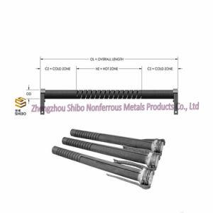 Single Spiral Silicon Carbide Heater Element pictures & photos
