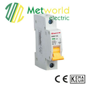 Mini Circuit Breaker MCB CE RoHS Kema Certificate pictures & photos