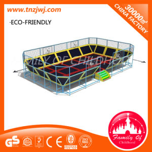 Popular Kids Outdoor Gymnastic Trampoline Park for Sale pictures & photos