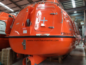 Offshore Lifeboat with New Regulation Hooks for Sale pictures & photos