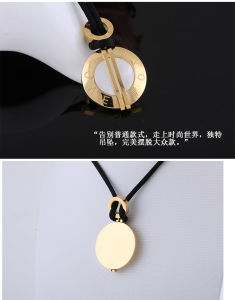 Stainless Steel Jewelry Fashion Pendant Necklace (hdx1058) pictures & photos