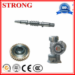 Gear Box Passenger Hoist Use Reducer (16: 1, 12: 1) pictures & photos