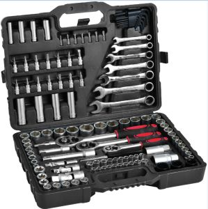 120PCS Socket Wrench Set/Hand Tools Set/Swiss Kraft Tooling/Car Tool Set pictures & photos
