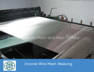 Inconel 600 601  Wire  Mesh for Filter Mesh pictures & photos