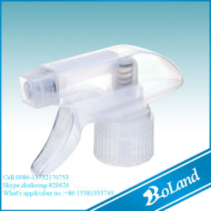 (D) 28/415 Plastic Transparent Sprayer Trigger Sprayer for Liquid