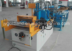Georg Analogue CNC Step-Lap Transformer Core Cutting Machine with Swing Shear pictures & photos