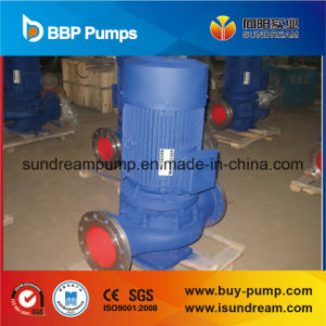 Vertical Pipeline Model: Clear Water Centrifugal Pump pictures & photos