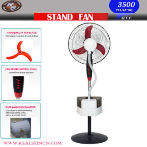 Water Mist Fan New Model 16inch Water Spray Stand Fan pictures & photos