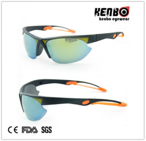 Hot Sale Fashion Sports Sunglasses for Man CE, FDA, 100% UV Protection Ks-Lx9912 pictures & photos