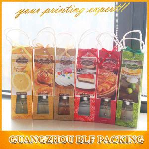 Perfume Packing Packing Paper Bags (BLF-PB356) pictures & photos