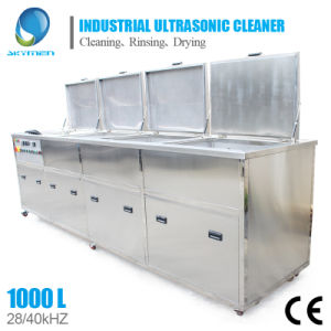 Skymen DPF Ultrasonic Cleaning Machine with Multiple Tank Ultrasound Drying pictures & photos
