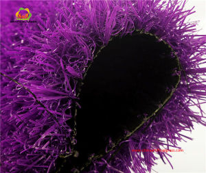 Hot Selling Colorfull Artificial Grass for Landscape Grass pictures & photos