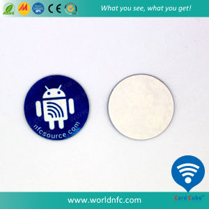 ISO14443A 13.56MHz Ntag213 PVC RFID Tag/Label/Sticker pictures & photos