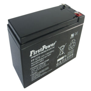 Back-up 12V Battery (FP1270) pictures & photos