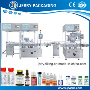 Automatic Medicine Liquid Filling & Capping Machine pictures & photos