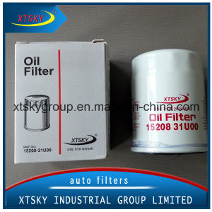 High Performance Auto Oil Filter 15208-31u00 pictures & photos