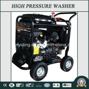 320bar Gearbox Pump Industrial Heavy Duty High Pressure Washer (HPW-QK240) pictures & photos