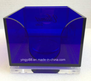 Newest Acrylic Plastic Napkin Holder Straw Dispenser pictures & photos