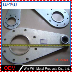High Standard Custom CNC Metal Stamping Part Fabrication Stamping Bracket pictures & photos