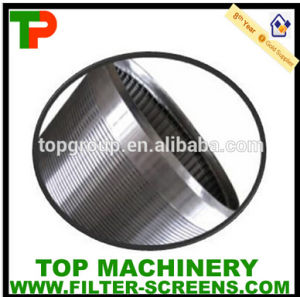 Conical Wrapped Wire Screen Pipe pictures & photos
