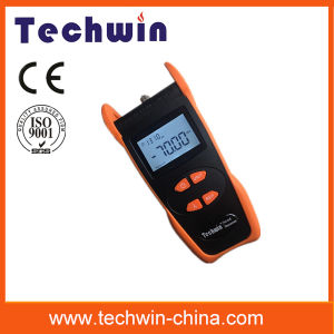Techwin Optical Power Meter Optimal Optic Fiber Tester Tw3208 pictures & photos