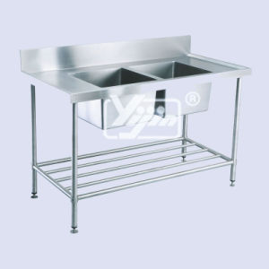 Hand Made Stainerless Steel Cleaner′s Bench