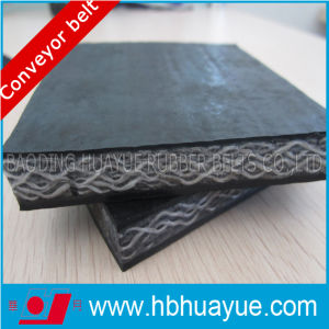 Quality Assured Solid Color PVC/Pvg Rubber Conveyor Belt Strength680-2500n/mm pictures & photos