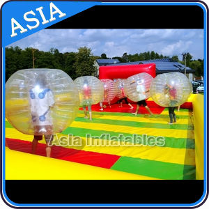 Colorful Bubble Soccer Bal / Inflatable Football Bubble for Sale pictures & photos
