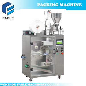2017 New Model Automatic Nylon Triangle Tea Bag Packing Machinery pictures & photos